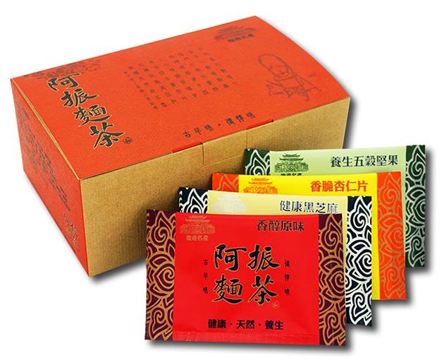 綜合口味麵茶-隨身包 1