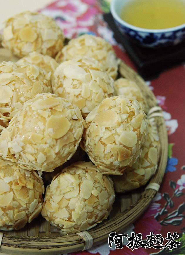 杏仁片米老 1