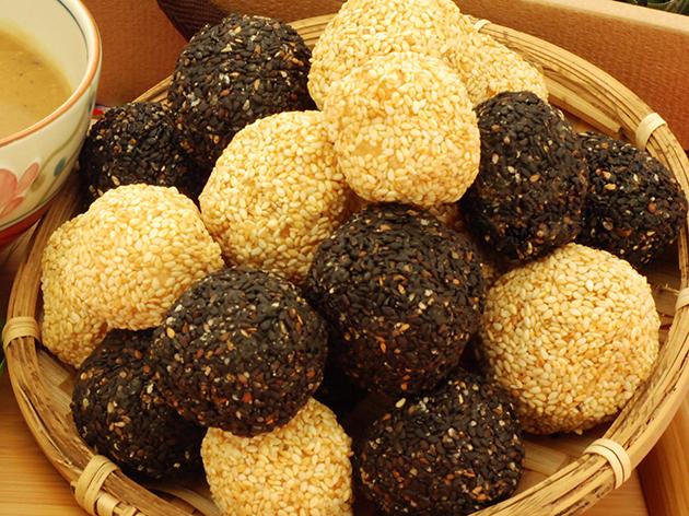 黑芝麻米老 (冬季限定) 1