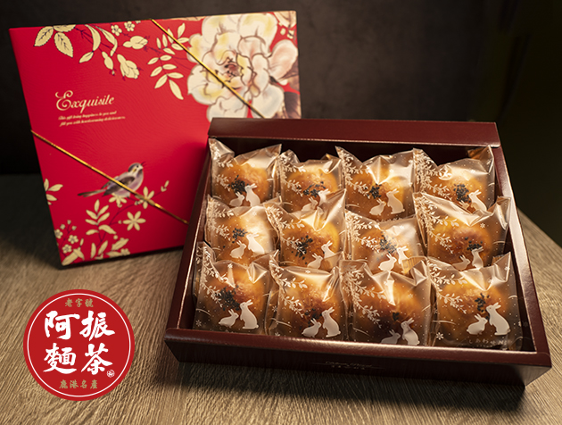 祖傳蛋黃酥(葷) 「9入.12入」 4